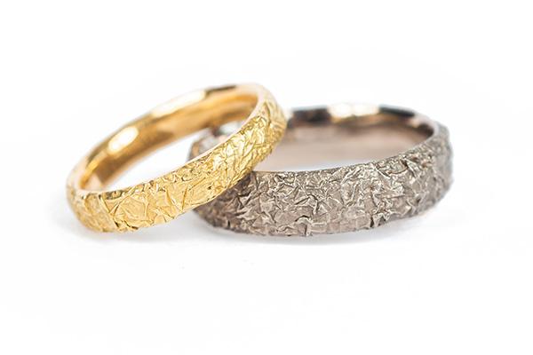 Eheringe-Muenchen_ Gold Silber